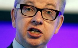 Gove: UK will 'take back control' of environmental policy to deliver a 'green Brexit'