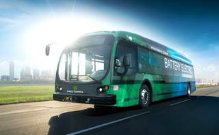 Electric bus breaks global EV record with 1,101 mile journey