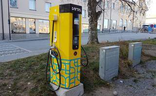 Europe's first public vehicle-to-grid charge point to open in Finland