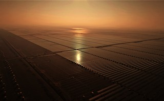 'An investment in future generations': Inside the world's largest solar project