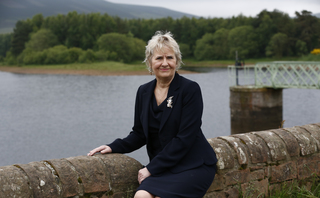 Roseanna Cunningham: Scotland will battle Brexit pressures to keep leading on climate action