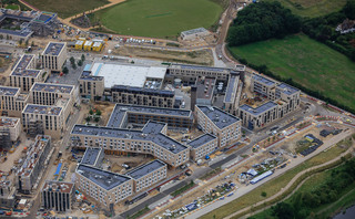 Sustainable scholars: Cambridge University installs new solar array